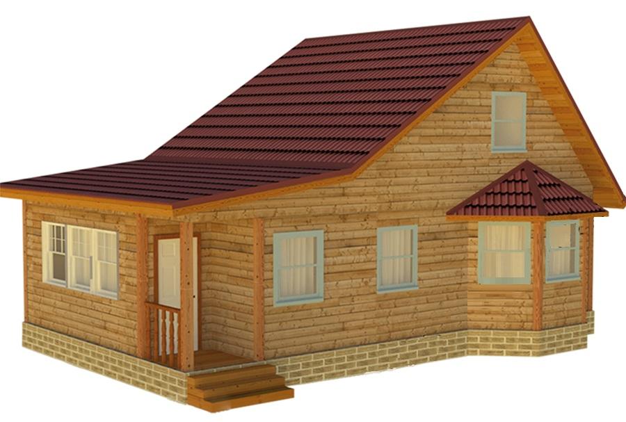 Как из бруса строить дом из бруса пошаговая инструкция